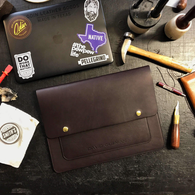 Briefolio - Odin Leather Goods