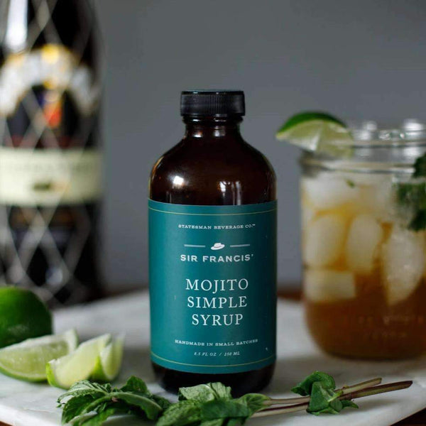 Sir Francis' Mojito Simple Syrup