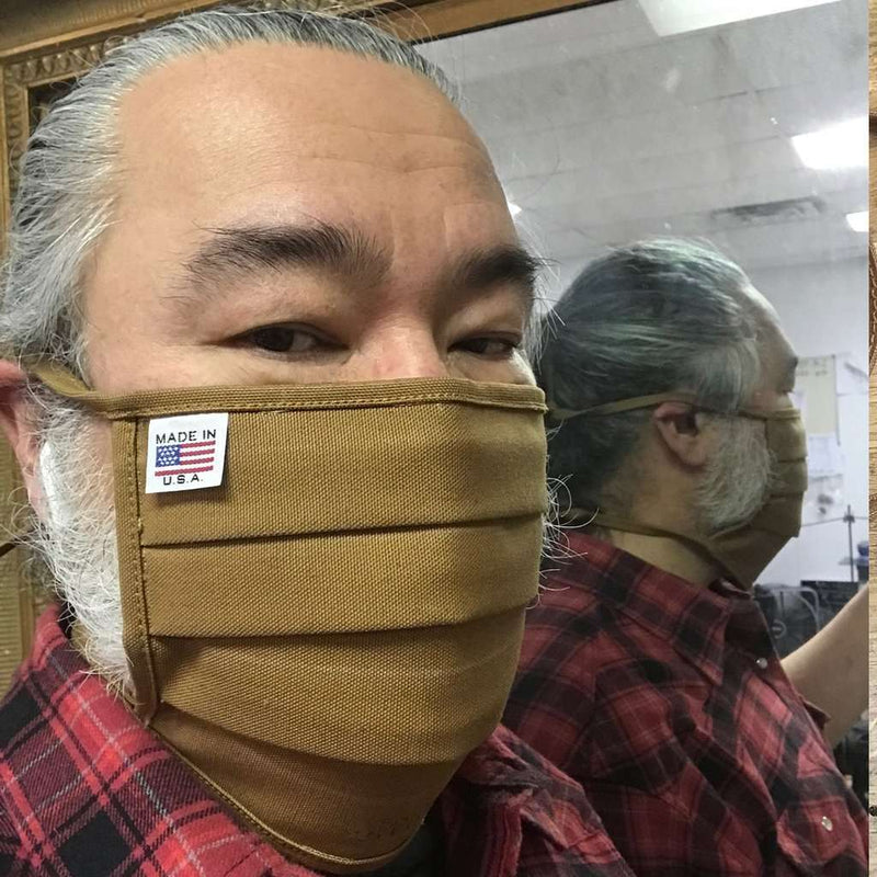 CFDCo. Face Mask - Odin Leather Goods