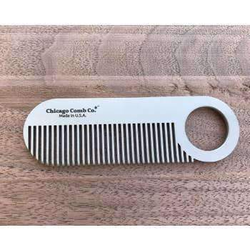 Model No 2 Standard Comb - Odin Leather Goods