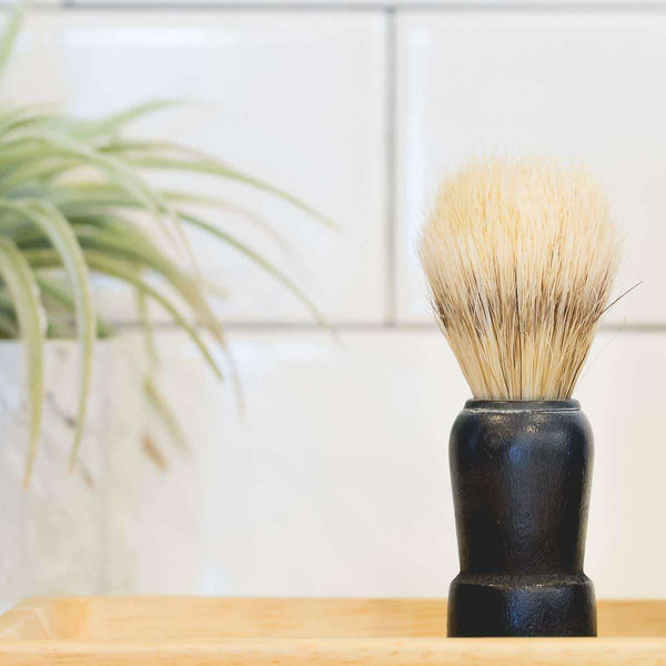 Shave Brush - Odin Leather Goods