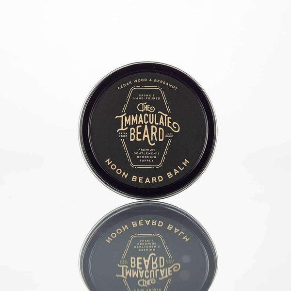 The Immaculate Beard - Beard Balm - Odin Leather Goods