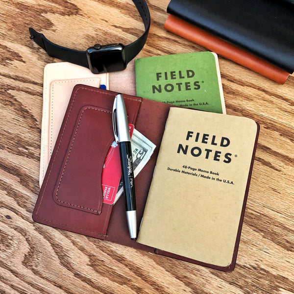 Field Notes Cover - Odin Leather Goods