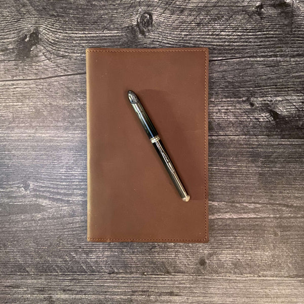 Moleskin Journal (Large) - Odin Leather Goods