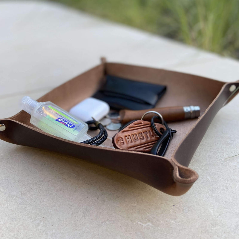 Valet Tray - Odin Leather Goods
