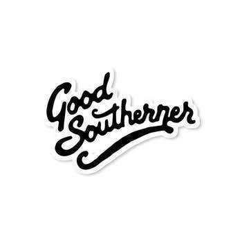 Sticker - Good Southerner - Odin Leather Goods