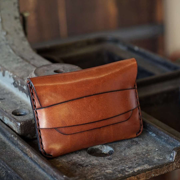 Grant Flap Wallet - Odin Leather Goods