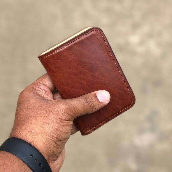 Laten Mid-Size Wallet - Odin Leather Goods