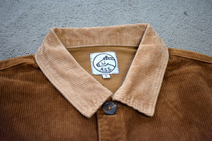 Corduroy Duck Jacket