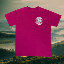 Load image into Gallery viewer, Pit Crew Tee (raspberry)