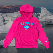 Load image into Gallery viewer, Stupid Hoodie (pink)