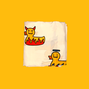 Ducky Shower Curtain