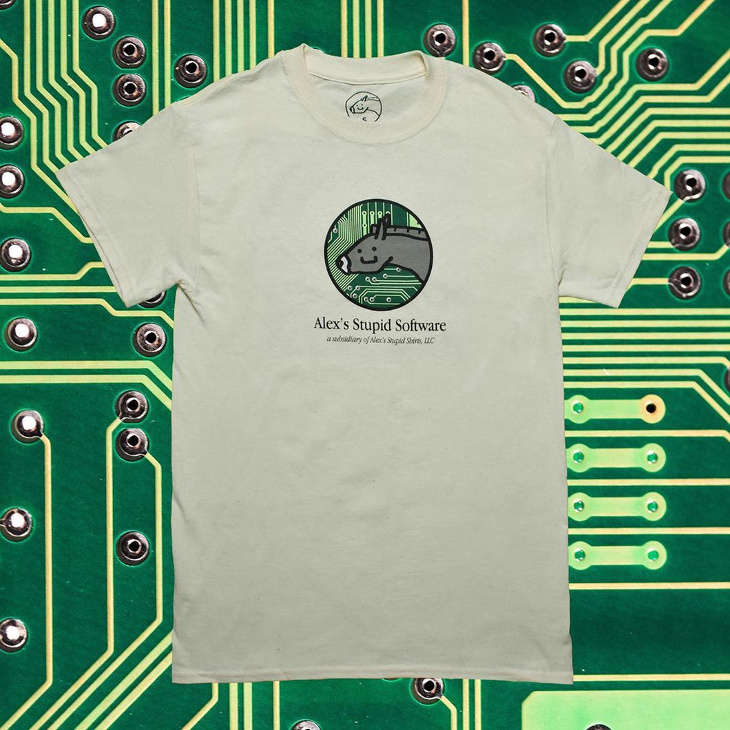 Alex's Stupid Software Tee