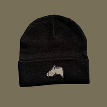 Load image into Gallery viewer, Stu Beanie (black)