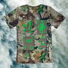 Load image into Gallery viewer, Twin Peaks Realtree Camo Tee