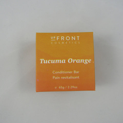 Enlivening Conditioner Bar | Tucuma Orange