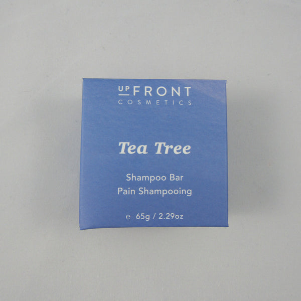 Nurturing Shampoo Bar | Tea Tree