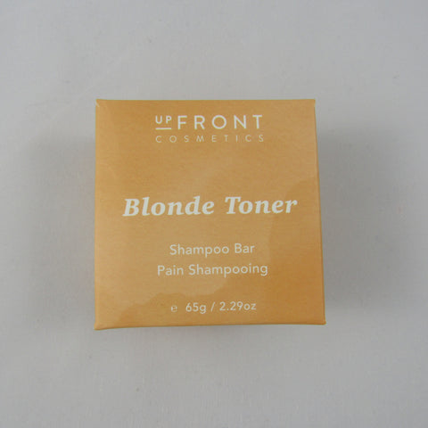 Enlightening Shampoo Bar | Blonde Toner