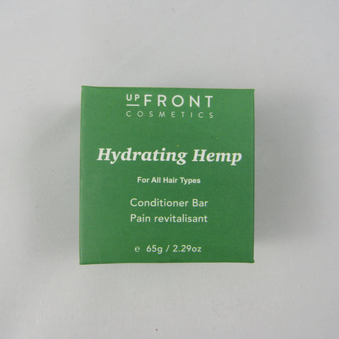 Hydrating Hemp Conditioner Bar