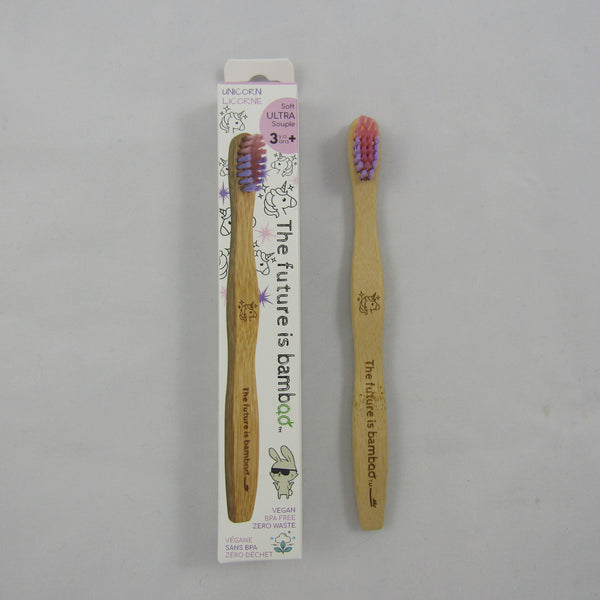 Bamboo Toothbrush | Child