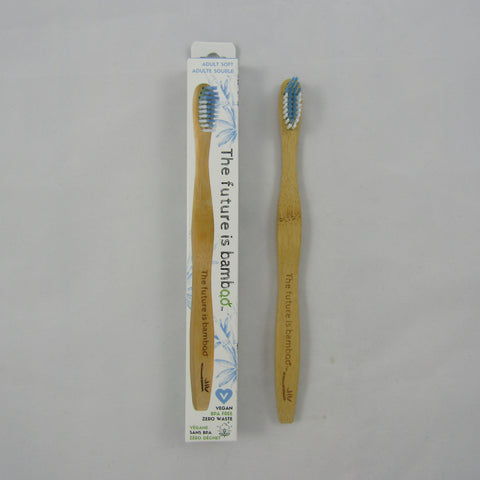 Bamboo Toothbrush | Adult