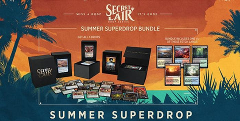 Secret Lair Drop: Summer Superdrop Bundle