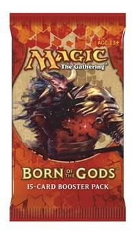 Born of the Gods Booster Pack King Steven's Games