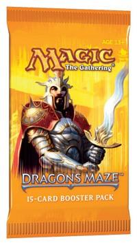 Dragons Maze Booster Pack King Steven's Games