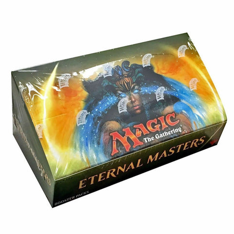 Eternal Masters Booster Box King Steven's Games