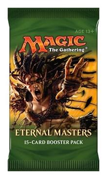 Eternal Masters Booster Pack King Steven's Games