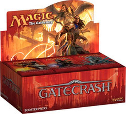 Gate Crash Booster Box King Steven's Games