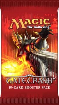 Gate Crash Booster Pack King Steven's Games