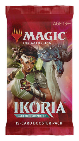 Ikoria Lair Of Behemoths Booster Pack King Steven's Games