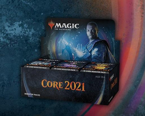 Magic Core Set 2021 (M21) Booster Box Wizards of the Coast