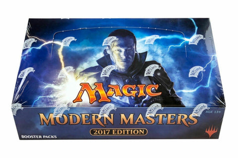 Modern Masters 2017 Booster Box King Steven's Games