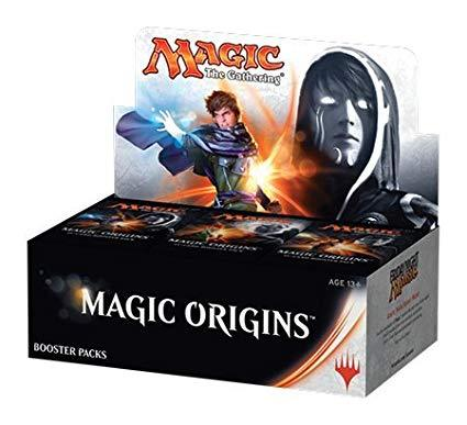 Origins Booster Box King Steven's Games