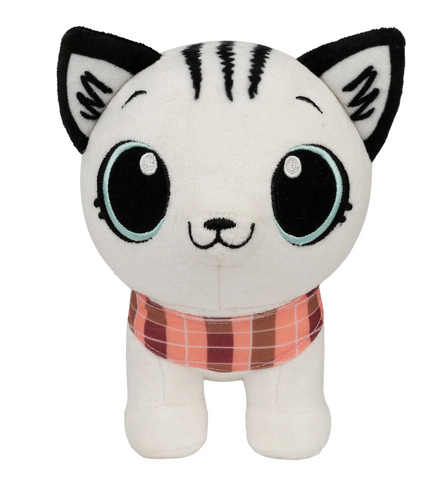 Makeship Pixie GITD Cat Plush
