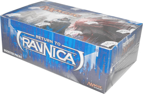 Return to Ravnica Booster Box King Steven's Games
