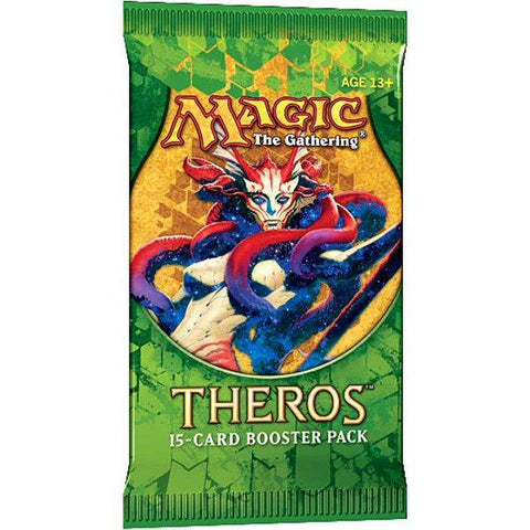 Theros Booster Pack King Steven's Games