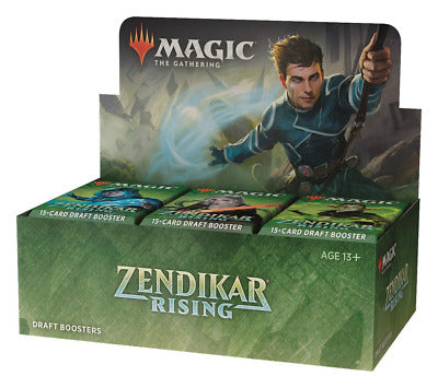 Zendikar Rising Booster Box (Draft)