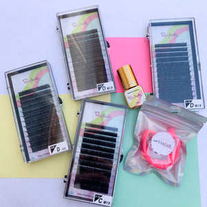 Whiplash Eyelash Extensions Kit