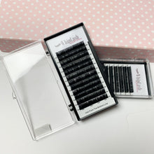Load image into Gallery viewer, 0.07mm Volume Single Length Whiplash Supplies Eyelash Extensions.
