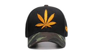 Green Tea Leaf Baseball Cap - drip4men.com - Mens online fashion store for premium denim jeans and urban streetwear.