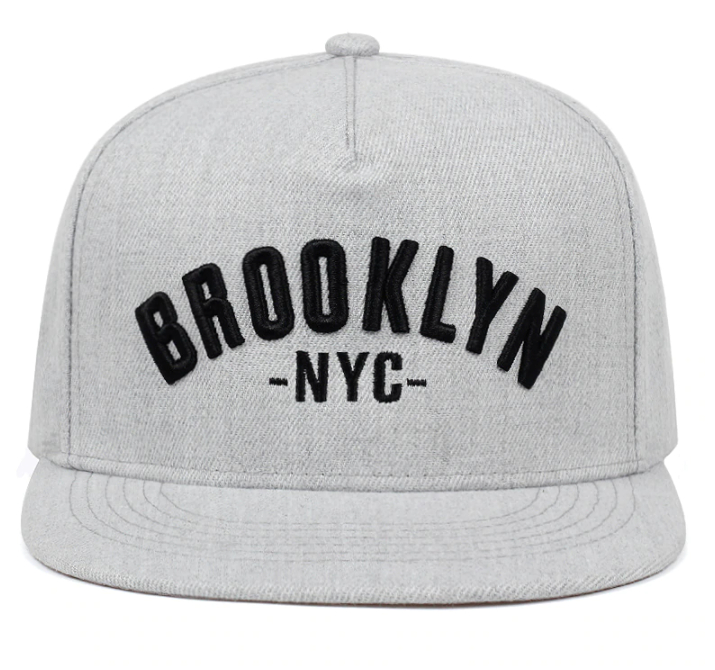 Embroidered Brooklyn NYC Baseball Cap - Drip4Men™