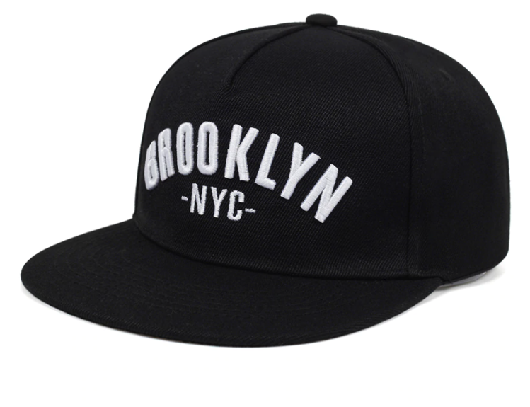 Embroidered Brooklyn NYC Baseball Cap - drip4men.com - Mens online fashion store for premium denim jeans and urban streetwear.