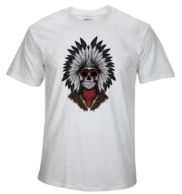 The Chief Has Risen T-shirt - drip4men.com - Mens online fashion store for premium denim jeans and urban streetwear.