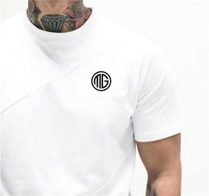 Black or White Cotton T-Shirt - drip4men.com - Mens online fashion store for premium denim jeans and urban streetwear.