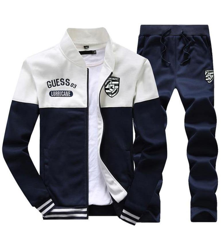 2 Tone Old School Tracksuit - drip4men.com - Mens online fashion store for premium denim jeans and urban streetwear.