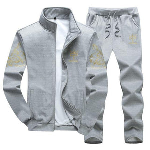 Joggers Large Size Tracksuit - drip4men.com - Mens online fashion store for premium denim jeans and urban streetwear.