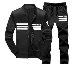 Joggers Large Man Tracksuit - drip4men.com - Mens online fashion store for premium denim jeans and urban streetwear.